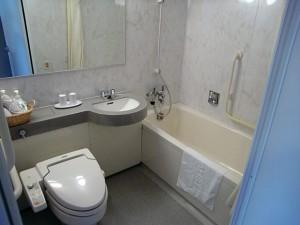 和室は割安でトイレも独立部屋